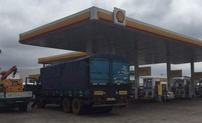 Anger in Ghana after four die in fuel station fire, blasts