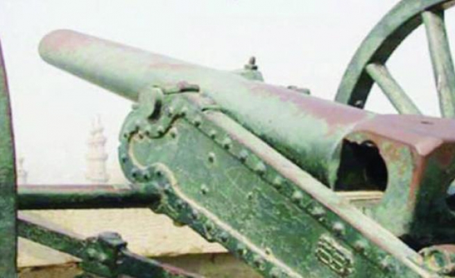 Ramadan cannon returns to Medina after 23 years