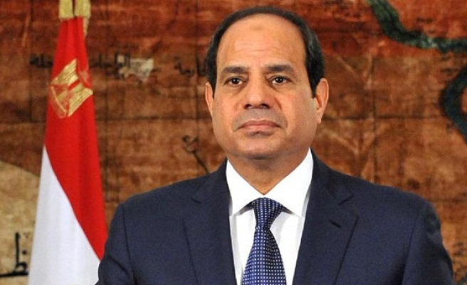 Egypt's Sisi tells West to keep out of Libya