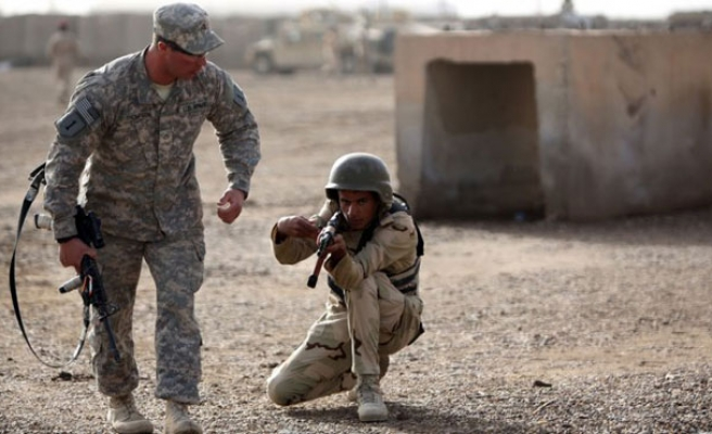 US training for Syrian opp. moving slow