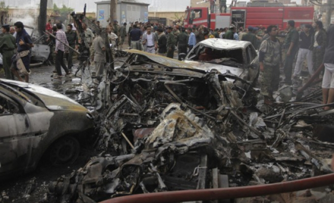 Syria: Deadly ISIL suicide bombing