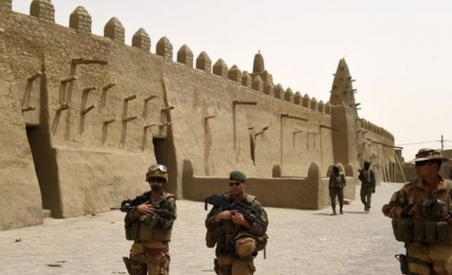 France to strengthen UN mission in Mali