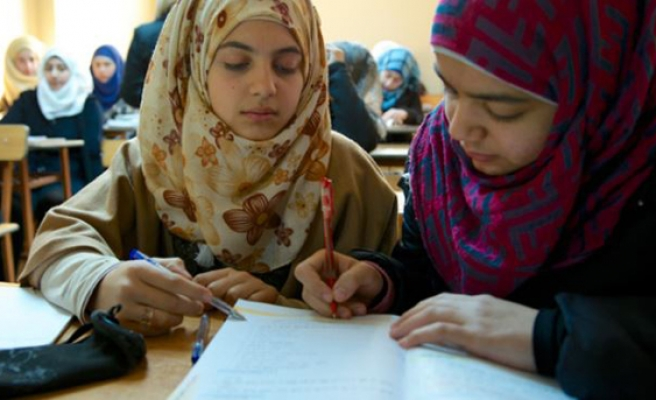 Foreign students set to teach Turkish back at home