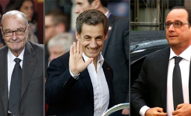 U.S NSA spied on French presidents