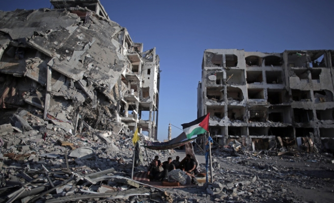 UN resolution calls for end to Israeli occupation