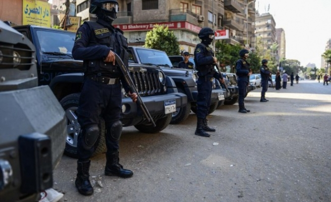 Over hundred Egyptians 'forcibly disappeared'