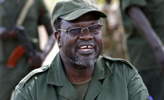 S. Sudan's rebel leader 'wants peace deal revived'
