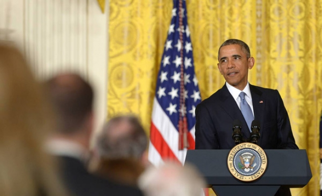 Obama faces off with critics over Iran deal