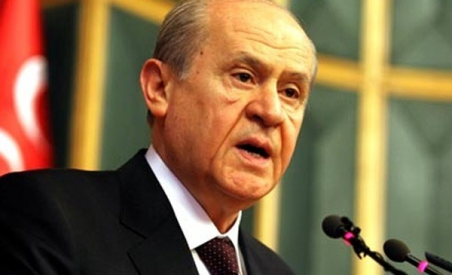 Turkey's Bahceli calls on US to keep distance from PKK