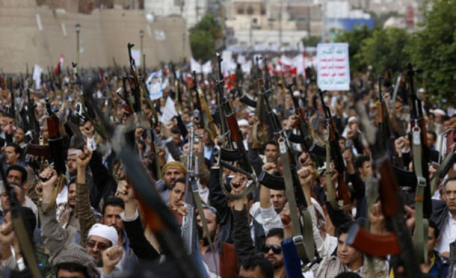 Yemen's Houthis ready to hold talks with govt
