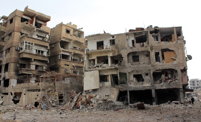 US Syrian envovy to meet foreign officials to end crisis