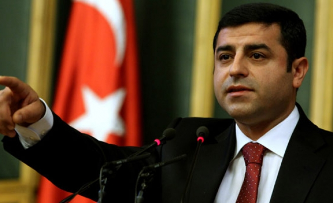 Pro-Kurdish party leader: Solution to conflict is negotiation