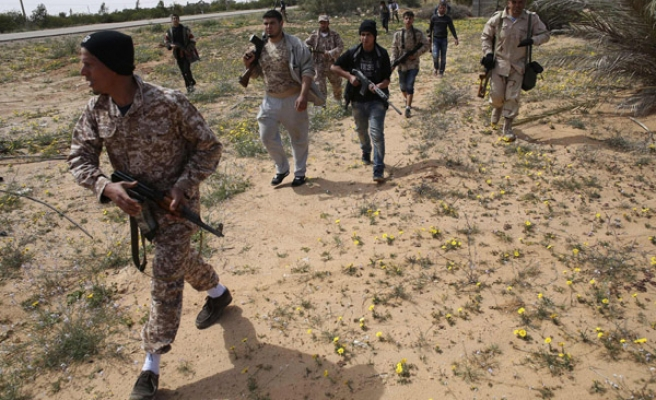 Libyan forces suspend anti-ISILcampaign in Sirte