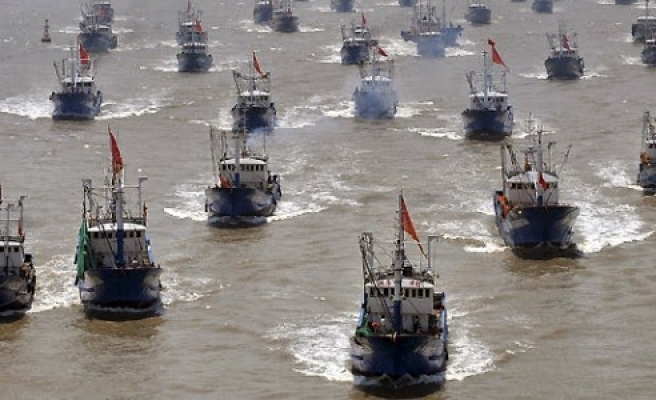 China is building a new South China Sea fleet