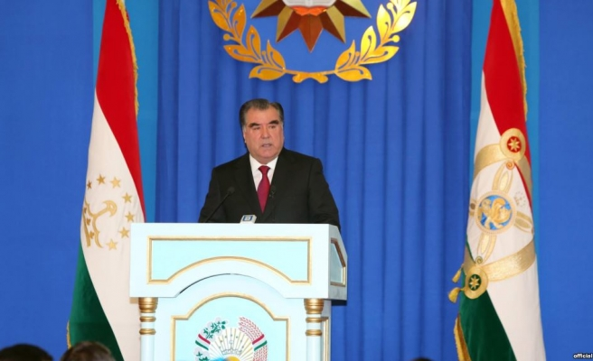 President: Tajik police attacks staged by ISIL sympathizers