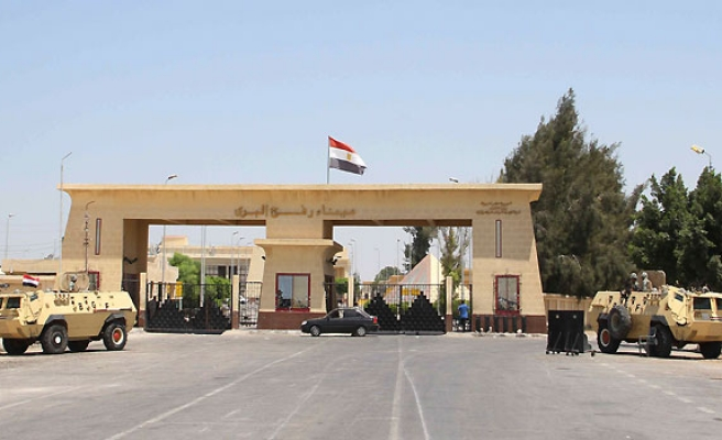 Egypt denies entry to 17,000 Palestinians at Rafah Crossing