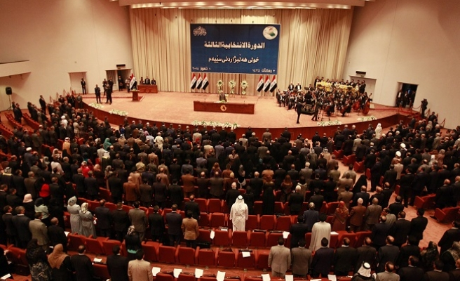 Iraqi Sunnis, Kurds oppose PM's proposed cabinet