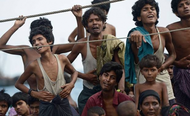 Rohingya smuggling trial under way in Thailand