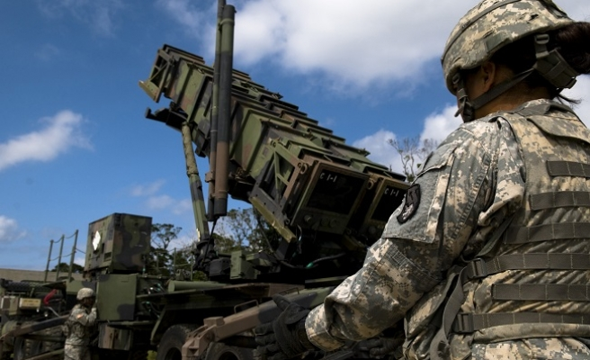 US to pull Patriot missiles from Turkey as planned