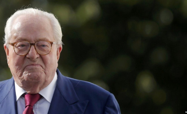 French National Front Le Pen to fight exclusion from party