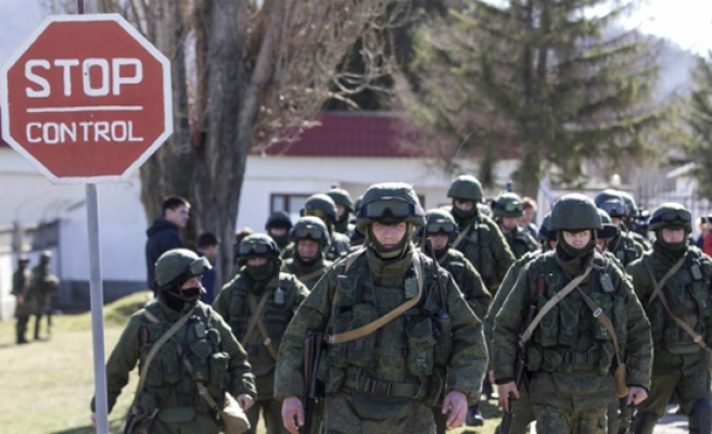 US does not recognise Russian occupation of Crimea