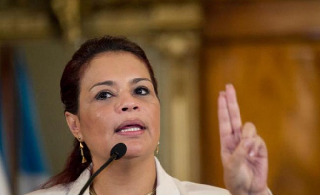 Call made to impeach 'corrupt' Guatemalan president