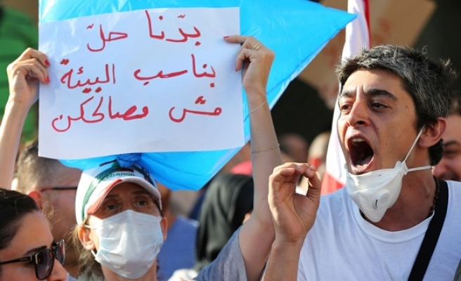 Lebanon's cabinet holds emergency meeting after protests