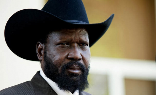 S. Sudan's parliament extends president's term