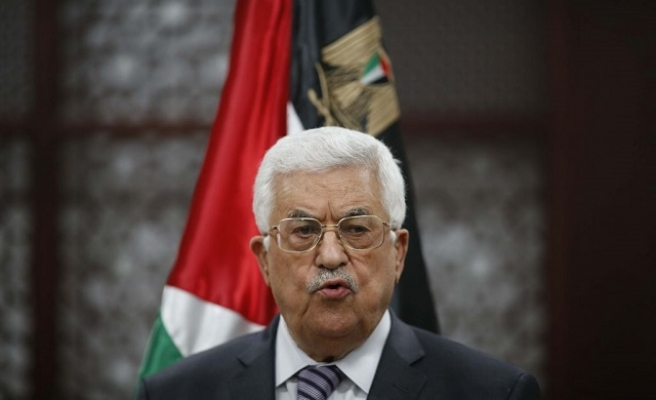 Palestinian Authority backs French Mideast peace plan