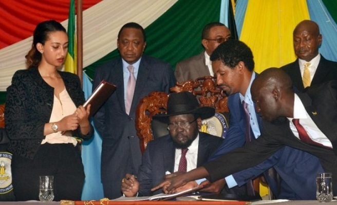 South Sudan peace deal welcomed with caution
