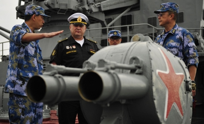 Russian-Chinese naval drills successfully completed