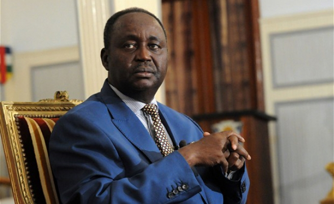 C.Africa to limit president to two terms