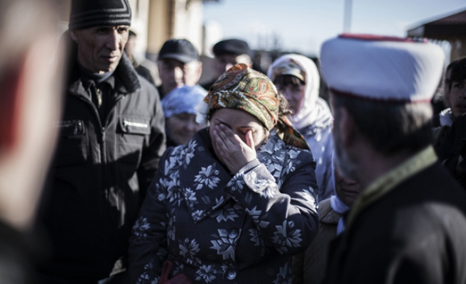Bodies of two Crimean Tatar activists found