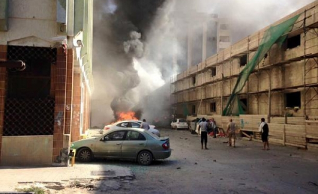 Car bomb hits Libya HQ of Italian energy firm