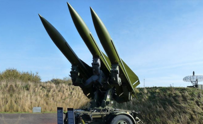 Turkey promotes defense industry in S. Africa