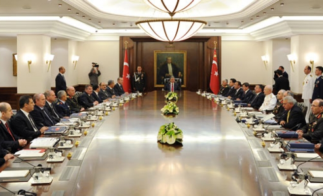 Turkey resolute in achieving Syrian peace