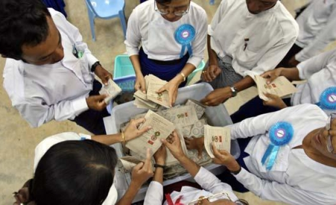 Myanmar bans pro-Muslim party candidates from vote