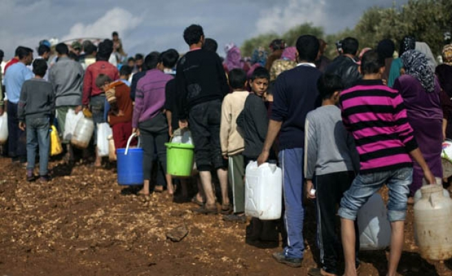 Water, the new weapon in Syria