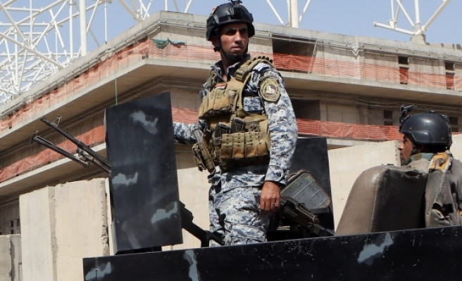 Iraq deploys special forces after major ISIL attack