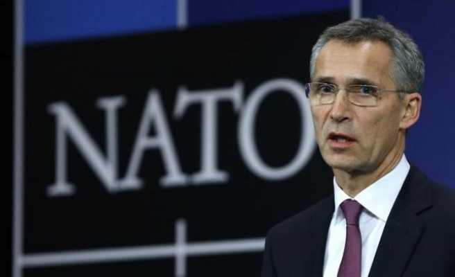 NATO chief to make first visit to Ukraine amid strains with Moscow
