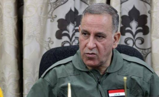 Iraqi defense minister unharmed after sniper hits convoy