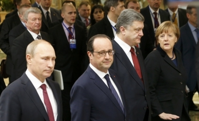 Leaders meet to consolidate Ukraine's peace
