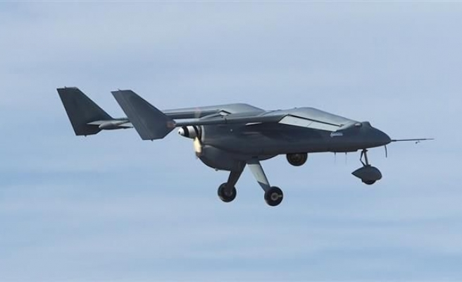 Pakistan-made drone kills 3 fighters in first operation