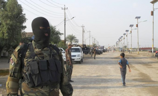 Iraq's deputy justice minister kidnapped