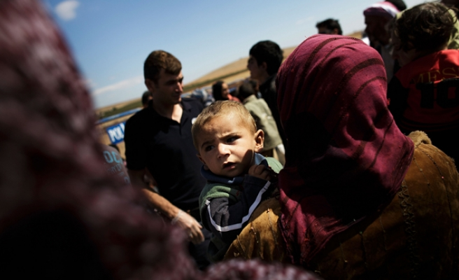 Latin American nations offer to take in Syria refugees