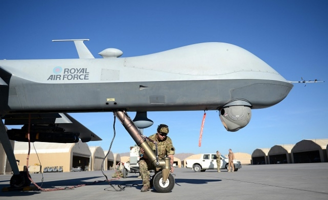 UK 'would repeat Syria drone strike'