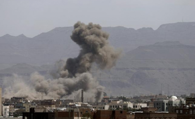 Deadly Saudi-led strike on Yemen workshop