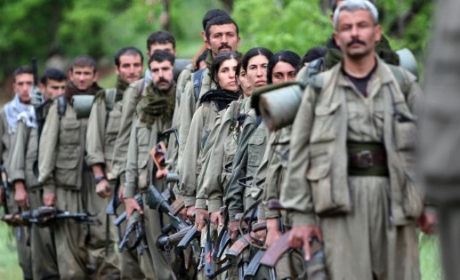 Iraqi Kurds demand PKK's departure from region