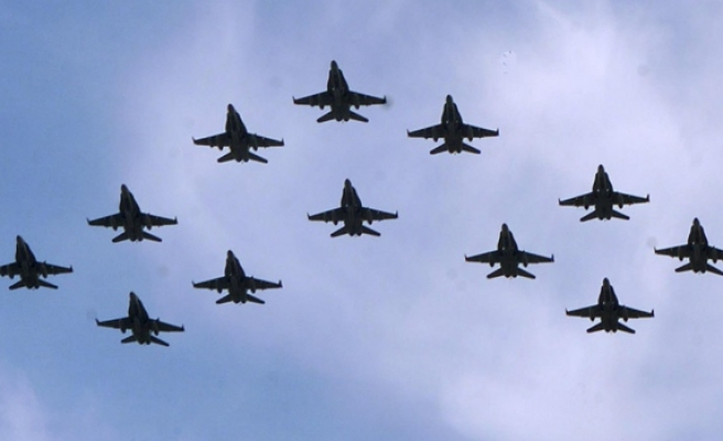 Iraq will decide who uses its airspace: US