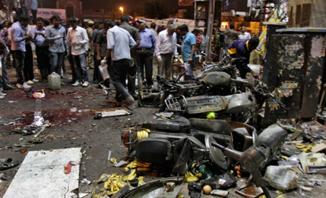 Dozens killed in Indian gas explosion